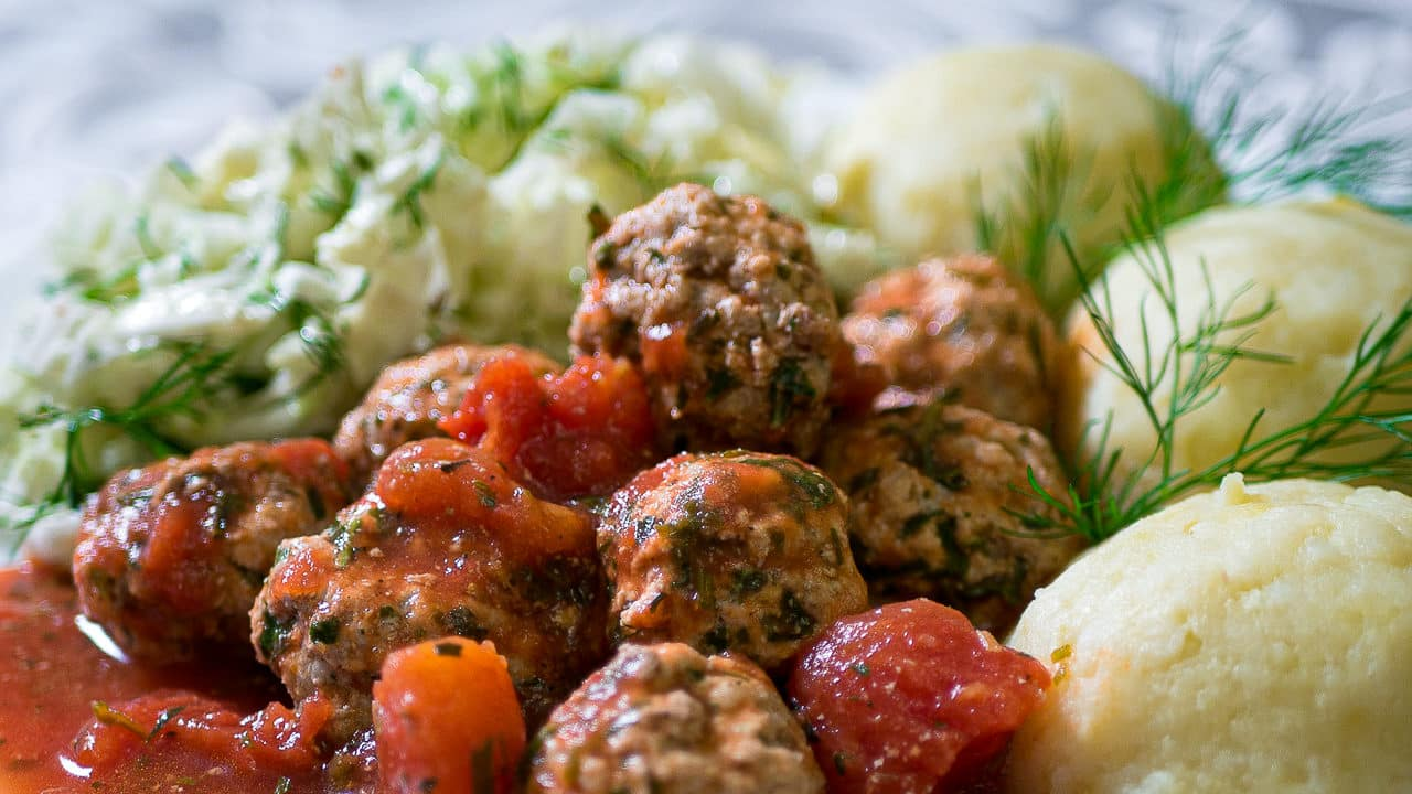 Pulpety-w-sosie-pomidorowym