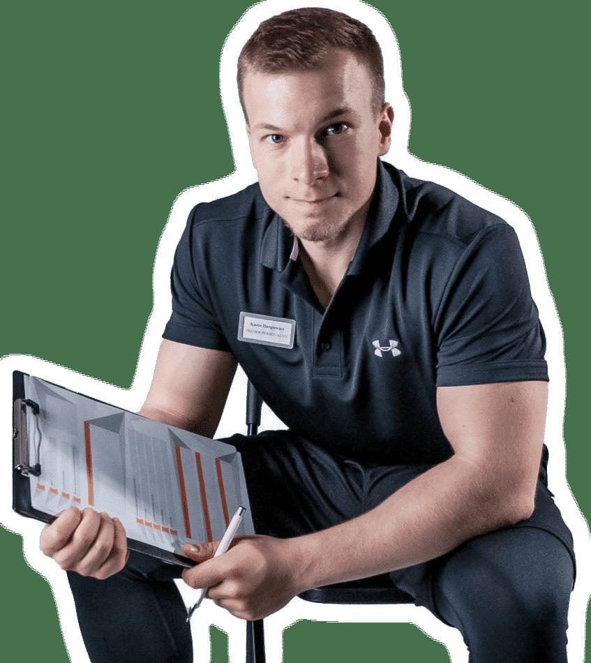 Trener Personalny Warszawa | Dietetyk | Kazimierz Dargiewicz